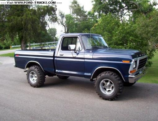 1979 ford f150 4x4 short bed trucks autos post. Black Bedroom Furniture Sets. Home Design Ideas