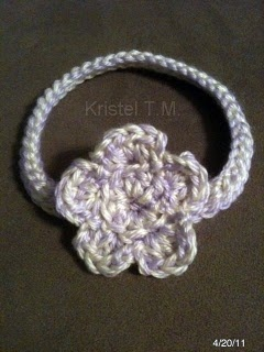 Crochet Tutorial Headband : headband tutorial