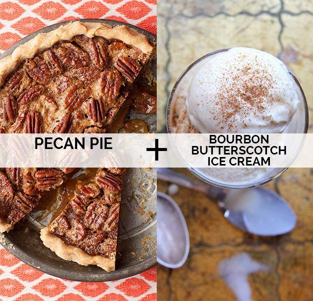Pecan Pie Ice Cream Recipe — Dishmaps
