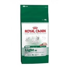 Royal Canin Mini Light Weight Care сухой корм для собак мелких пород, склонных к избыточному весу
