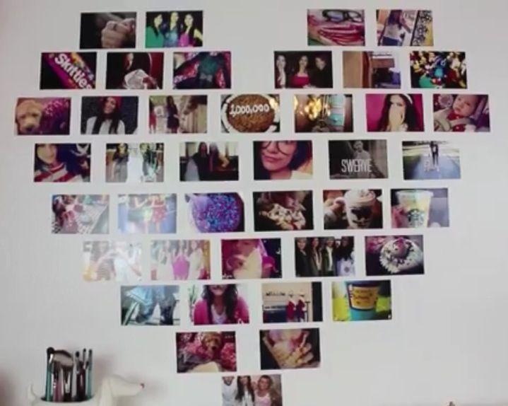 Коллаж на стену как сделать