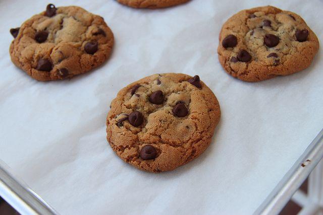 New York Times Chocolate Chip Cookies | Sugar Rush | Pinterest