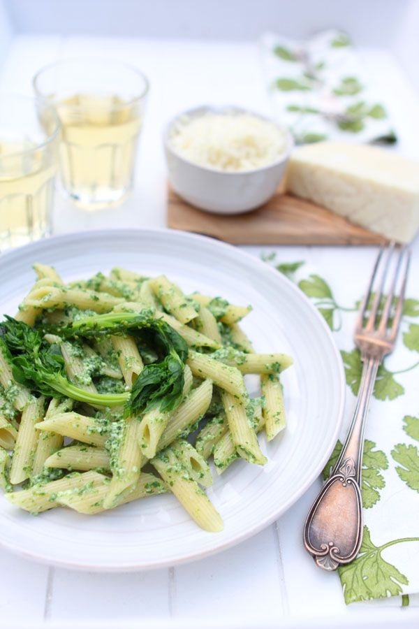 ... whole wheat pasta, light feta cheese, and lotsa sauteed mushrooms and