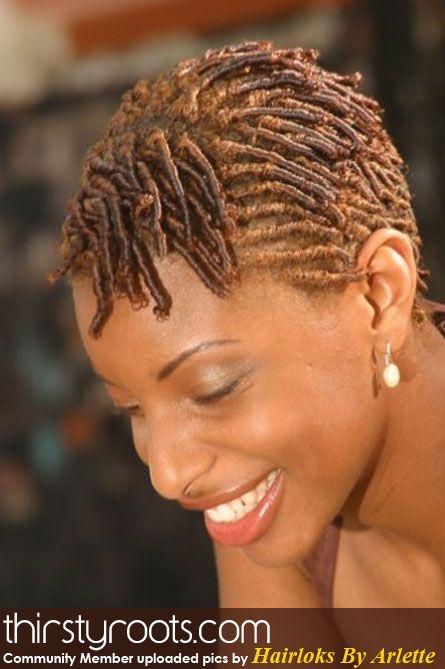 Short Natural Hairstyles 0012