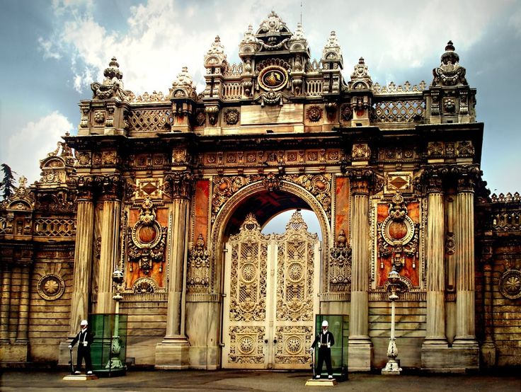 Dolmabahçe Palace  ISLAMIC & TURKISH WORLD OF FINE ARTS  Pinterest