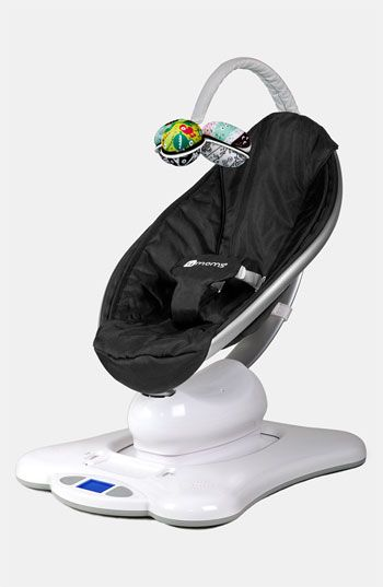 4moms 'Classic mamaRoo' Bouncer Seat   At first I wasn't convinced was worth the $$$, now I'm obsessed- need this, bouncer & swing in 1.. Mimics real parental movements