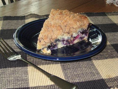 Blueberry Tea Cake | Recipes | Pinterest