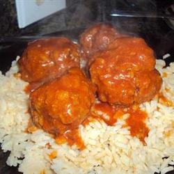 Zesty Porcupine Meatballs Allrecipes.com Mom made these when I was ...