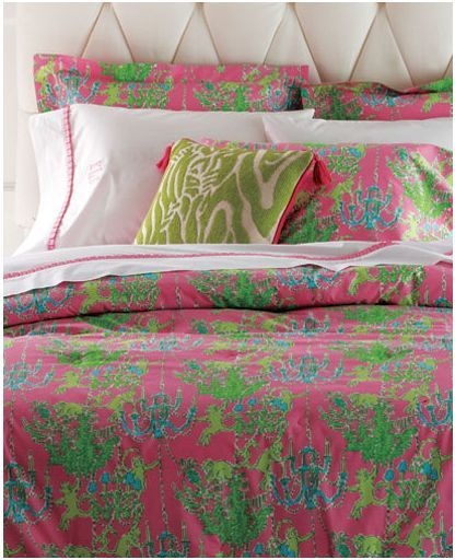 Lilly Pulitzer Bedding