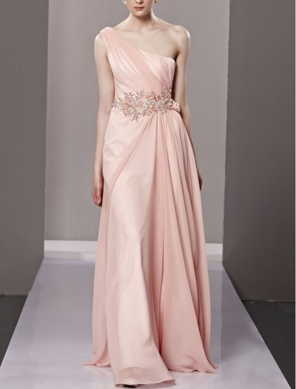 evening dresses that are slimming