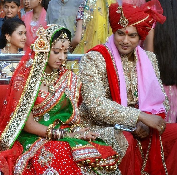 Anadi and Shiv of Balika Vadhu | Favorite/Top TV stars | Pinterest