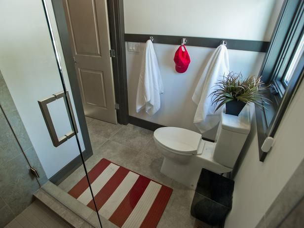 Kids' Bathroom Pictures From HGTV Dream Home ... | Dream Home Tahoe