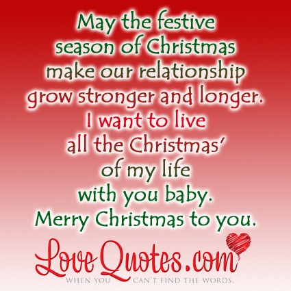 Xmas Love Quotes For Him : Christmas-Love-Quote Christmas Love Quotes Pinterest