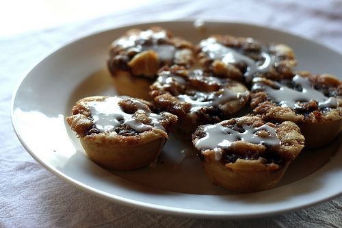 Easy Cinnamon Bun Muffins   Food   Pinterest
