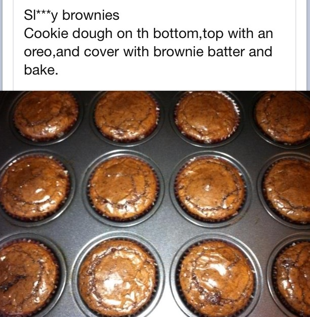 Peppermint Slutty Brownies Recipe — Dishmaps