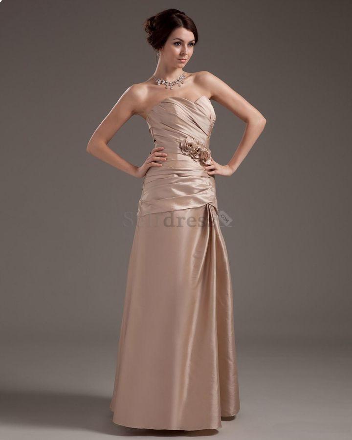 Ruched Dropped Waist Pleated Taffeta Elegant & Luxurious Bow Rectangle ...