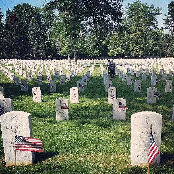 zachary taylor national cemetery memorial day service