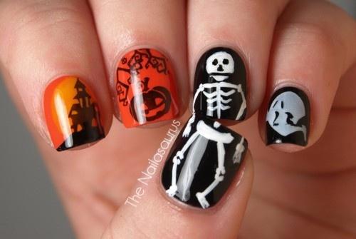 Stylish nail painting | nails | Pinterest