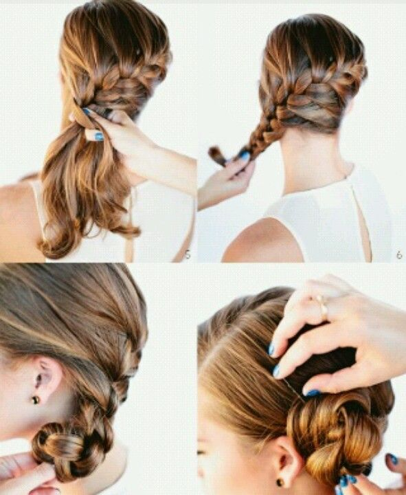 outline how to french braid hair Specific purpose: the specific purpose of this speech is to provide tips, tricks, and techniques to help students learn how to french braid bangs to a ponytail central idea/thesis statement: after these steps, you will learn everything there is to know about completing a side braid to a ponytail hairstyle.