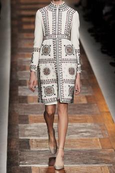 valentino wool coat