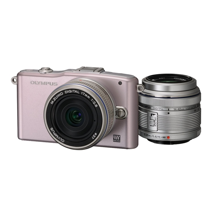Olympus Pen Mini Laukku : Olympus pen mini e pm pink appliances