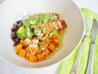 Lightened Up Protein Power Goddess Bowl Recipes — Dishmaps