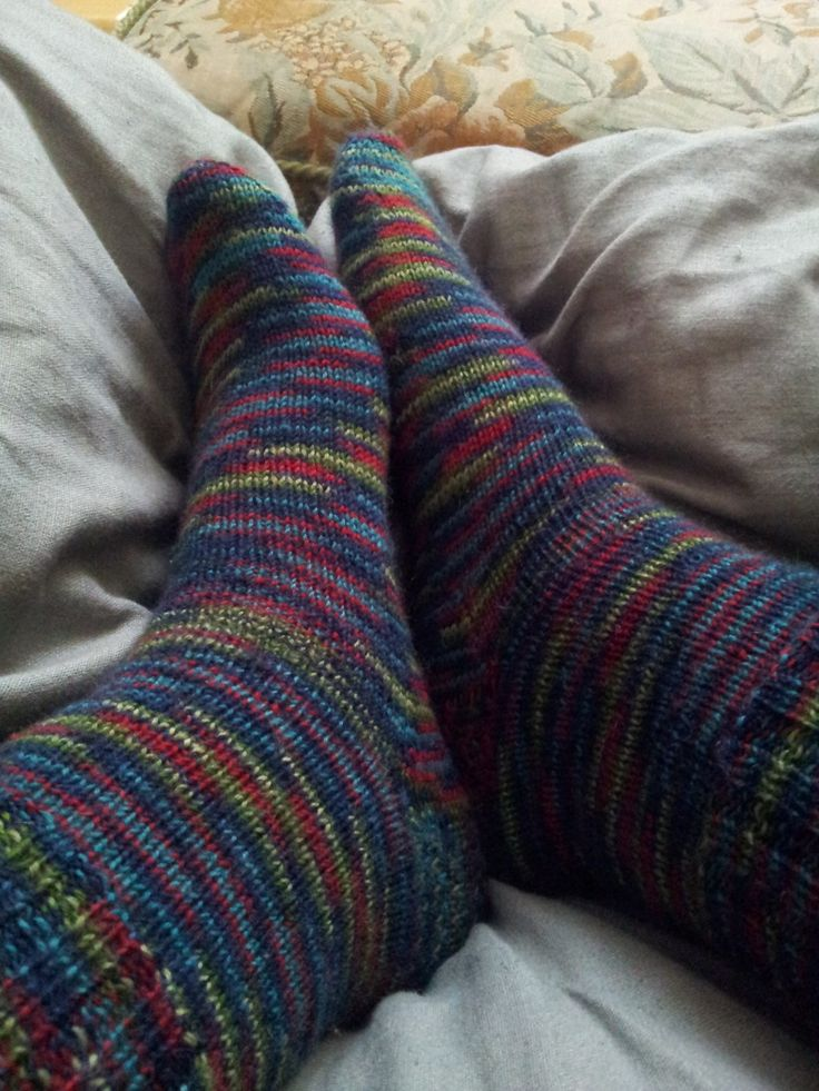 Why knit socks - sock knitting for beginners - where to find the best ...