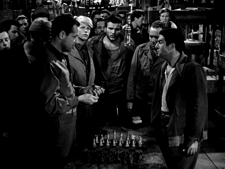 Stalag 17, 1954