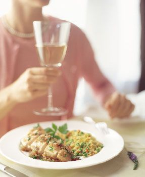 Sauteed Chicken with Shallot-Herb Vinaigrette | Recipe
