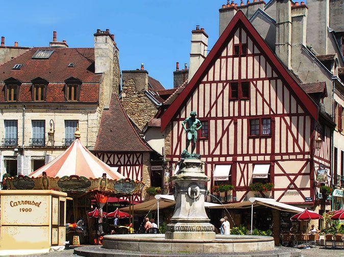Dijon France  city photos gallery : Dijon, France | Around the World EU:France | Pinterest