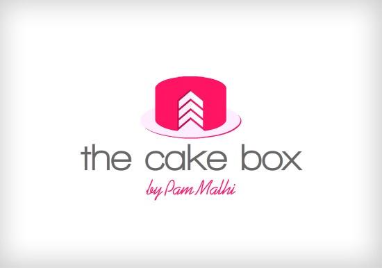 Cake Company Logo Design : Cake company logo design logo Pinterest