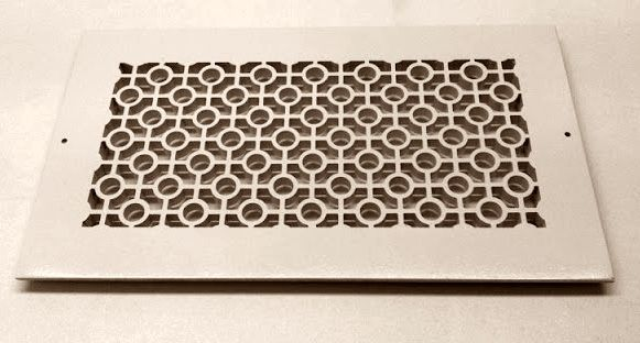 Pin by vent cover on decorative vent covers pinterest - Decorative wall vent ...