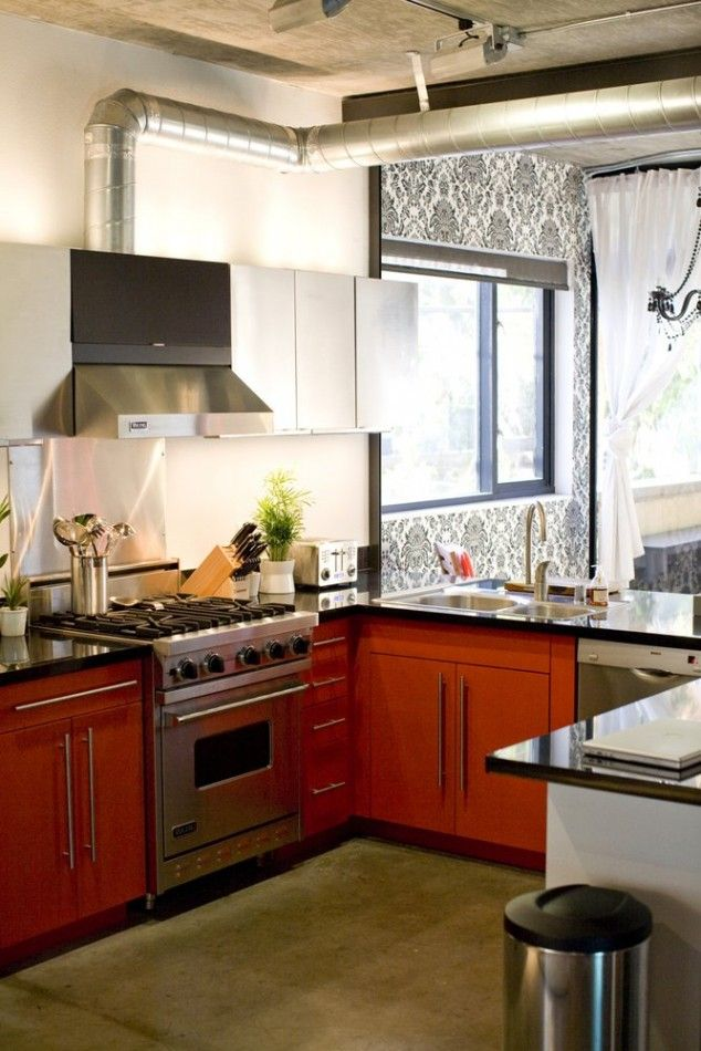17 cute small kitchen designs diy pinterest for Cute small kitchen ideas