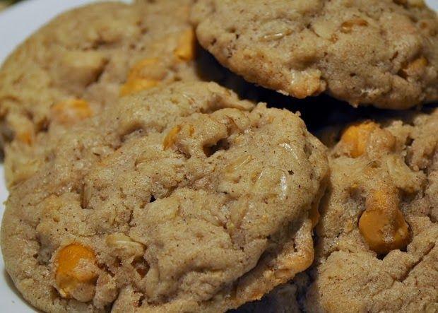 Butterscotch Oatmeal Cookies | Cookies | Pinterest