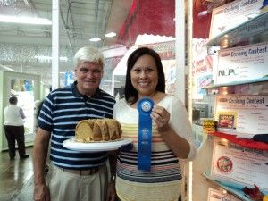 Peanut Butter Cake ~ First Place In The North Carolina's Peanut ...