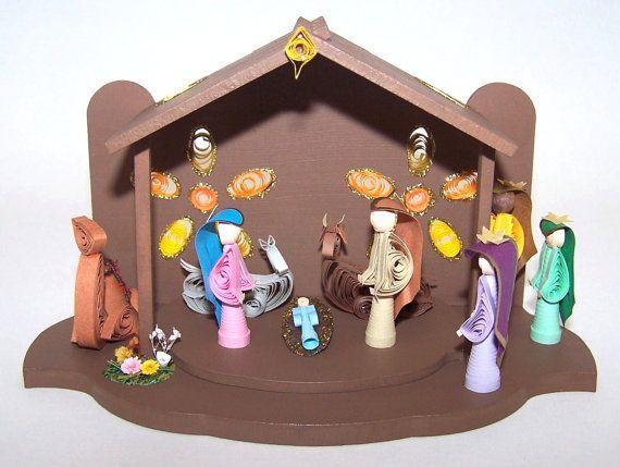 nativity set , Christmas nativity scenes , Christmas Nativity , Wooden ...