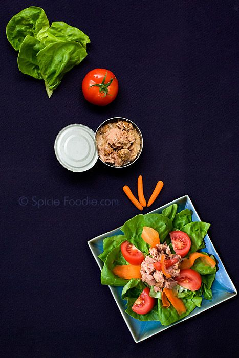 Crisp Tuna Salad   Food as Art   Pinterest