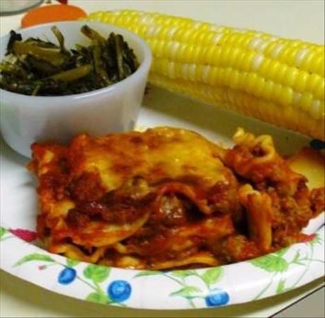 My Mom's Lasagna (No Ricotta) | Recipe