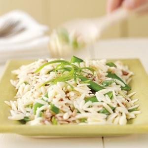... salad corn and zucchini orzo salad mozzarella orzo and snap pea salad