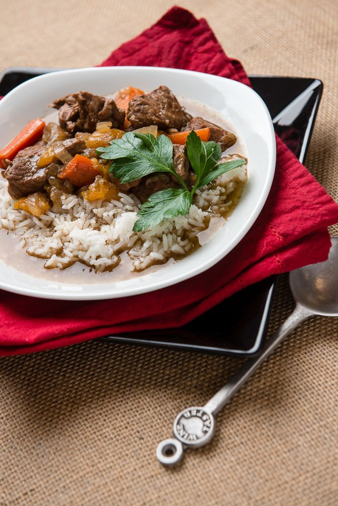Moroccan Spiced Lamb Stew from Everyday Good Thinking, the official ...