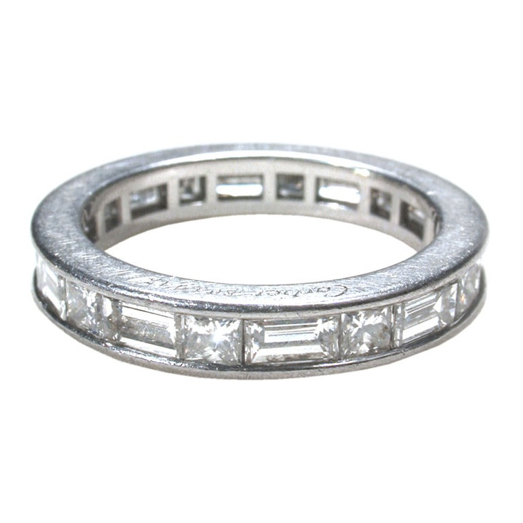 cartier eternity ring