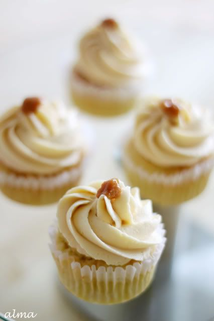 dulce de leche filling for cupcakes