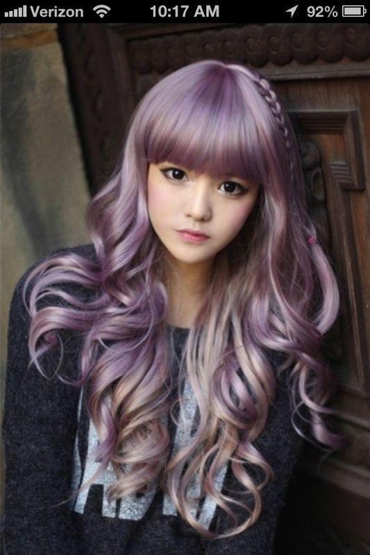 Ulzzang Hair Dye