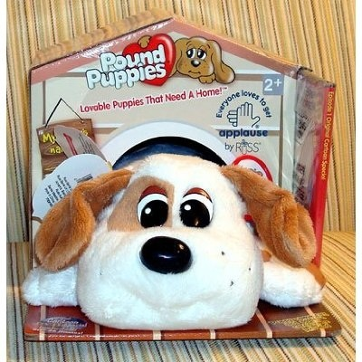 I loved the pound puppies <3