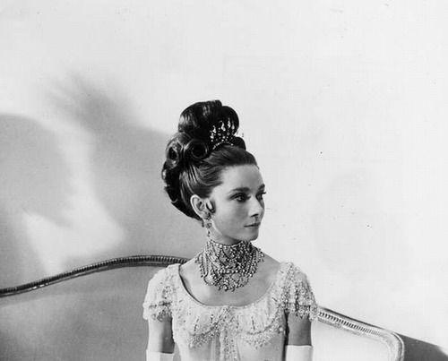 The fairest lady...