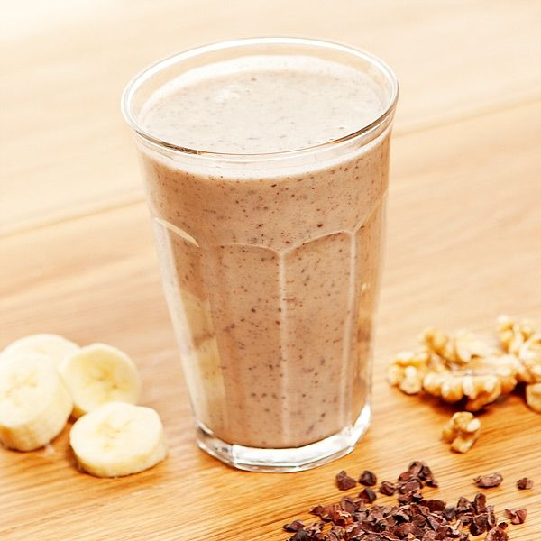 Walnut And Banana Smoothie Recipes — Dishmaps