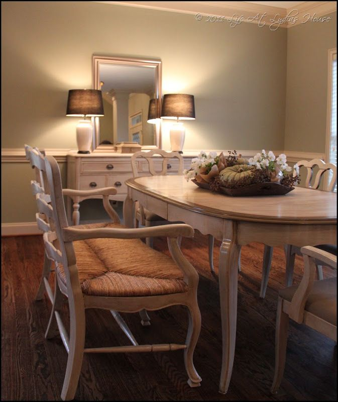 Life At Lydia's House: Dining Room Update Reveal