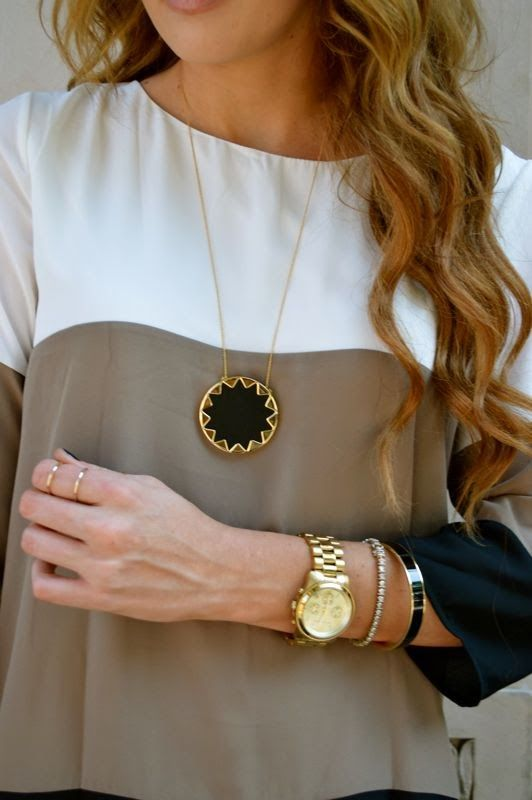 Have the necklace, need this top!