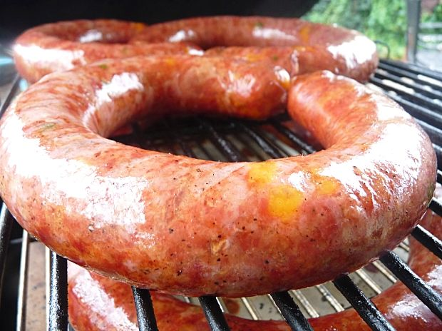 Venison Jalapeno Cheese Sausage | Recipes | Pinterest