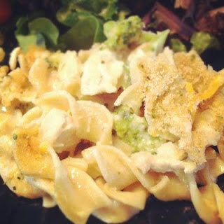 Chicken and Broccoli Noodle Casserole | Family Food-Something All Wil ...